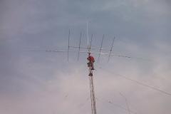 Antena Repetidor y 6M